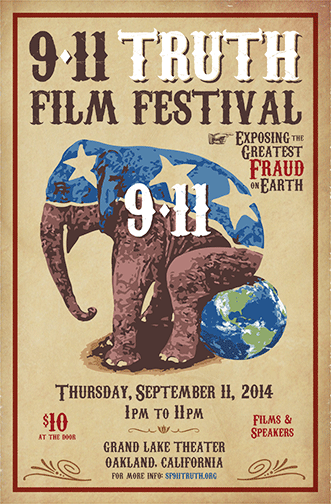9-11 Truth Film Festival in Oakland
