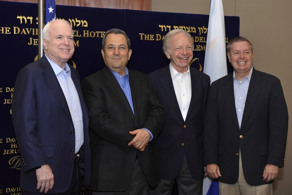 John McCain and the Zionist Crime Syndicate